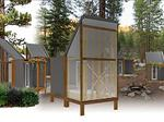 The next big idea in helping the homeless might be tiny pods
