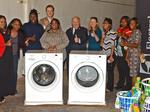 Electrolux gives $10,000 cash to Salvation Army in Charlotte for holiday aid