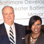 On her last day as mayor, a smiling Rawlings-Blake offers outgoing message to business community