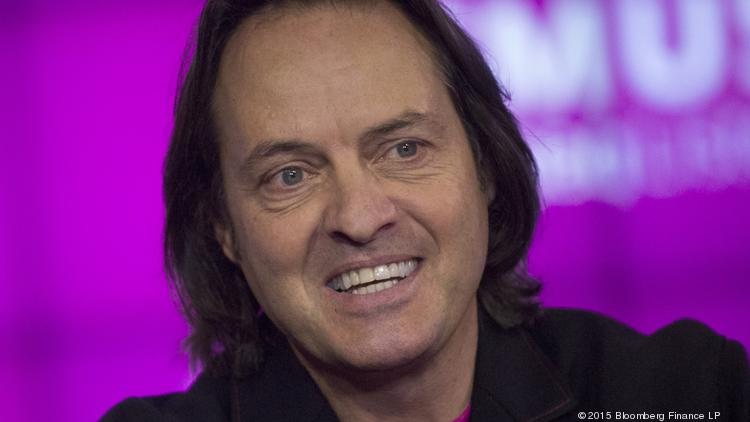 T-Mobile on Trump: 'We're not talking about this' - Puget ...