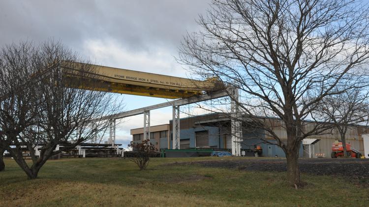 Stone Bridge Iron & Steel plans $4 55 million expansion