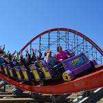 Kentucky Kingdom coaster in running for best new attraction in U.S.
