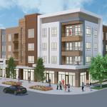 Mirror image on Metcalf: EPC will add $47M mixed-use project