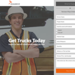 Dump trucks on-demand: Local startup pilots mobile app that's like Uber for commercial construction vehicles