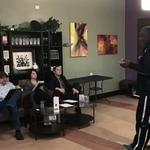 Downtown Dayton coffee shop becomes entrepreneur's hub by night