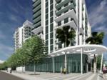 Developer starts construction on apartment/retail building in Miami