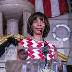 Faces to Watch in 2017: Catherine Pugh, Mayor, Baltimore City