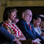 Pugh, Hogan vow to collaborate more on fighting crime in Baltimore