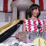 In call for infrastructure funds, <strong>Pugh</strong> tells Trump that 'Baltimore's best days are before us'