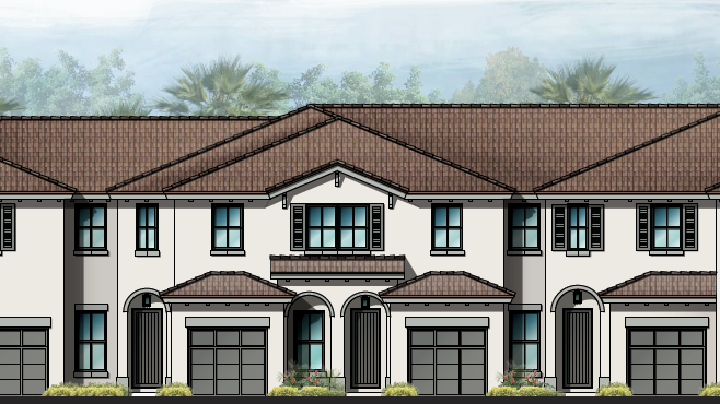 13th Floor Investments Proposes Mediterrania Homes In Riviera Beach   South  Florida Business Journal