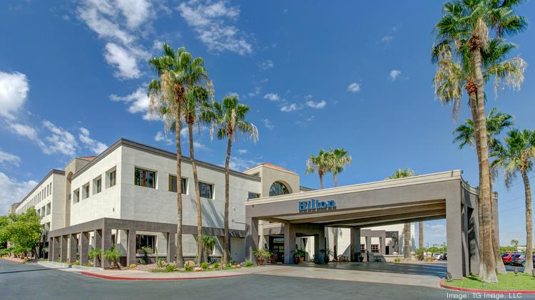 Scottsdale Based Caliber Now Owns The Hilton Phoenix Airport Hotel