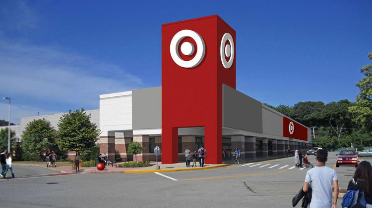 target plans boston area s third flexible format store in stoneham