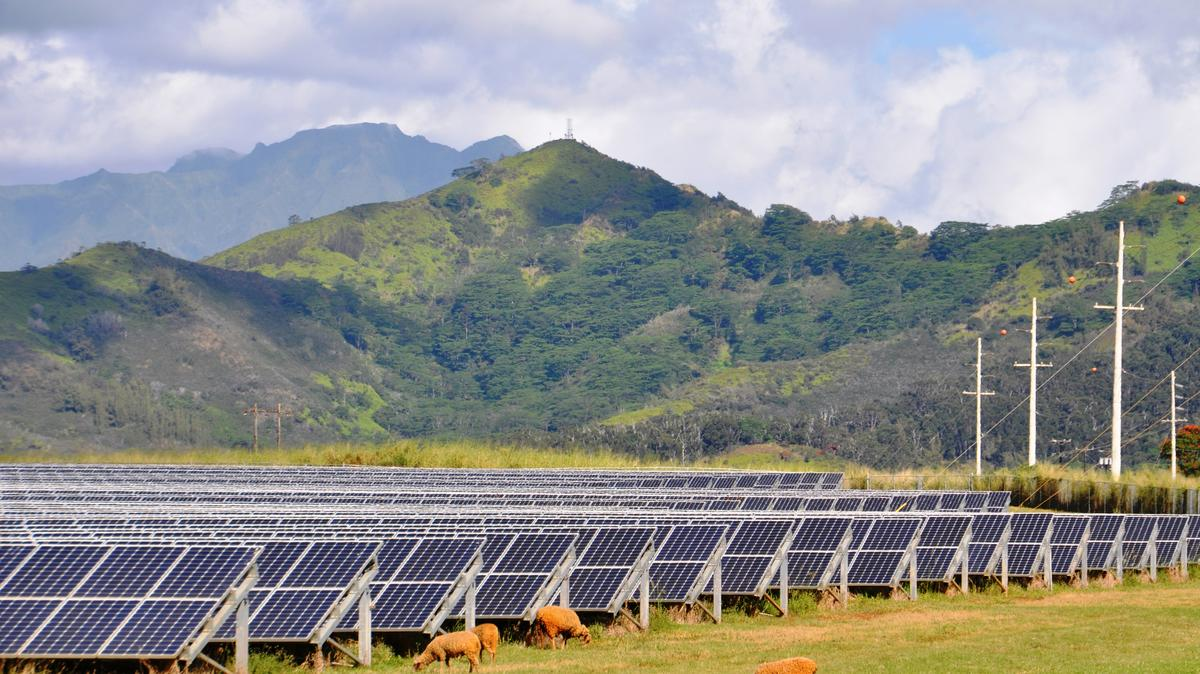 Kauai Utility Aes Corp Plan One Of The Largest Battery