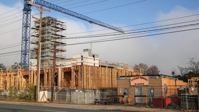 Is supply catching up to demand in Charlotte's multifamily market?