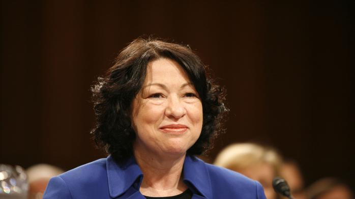 Law: 'Disturbing trend' emerging in excessive force cases, Sotomayor says