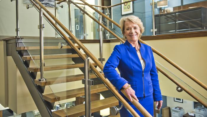 Claire Tucker breaks her silence on activist investor's growing stake in CapStar