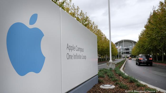 Exclusive: Apple backing two huge Oregon renewable-energy projects