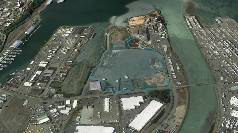 New owner of old Tacoma sawmill plans big waterfront warehouse