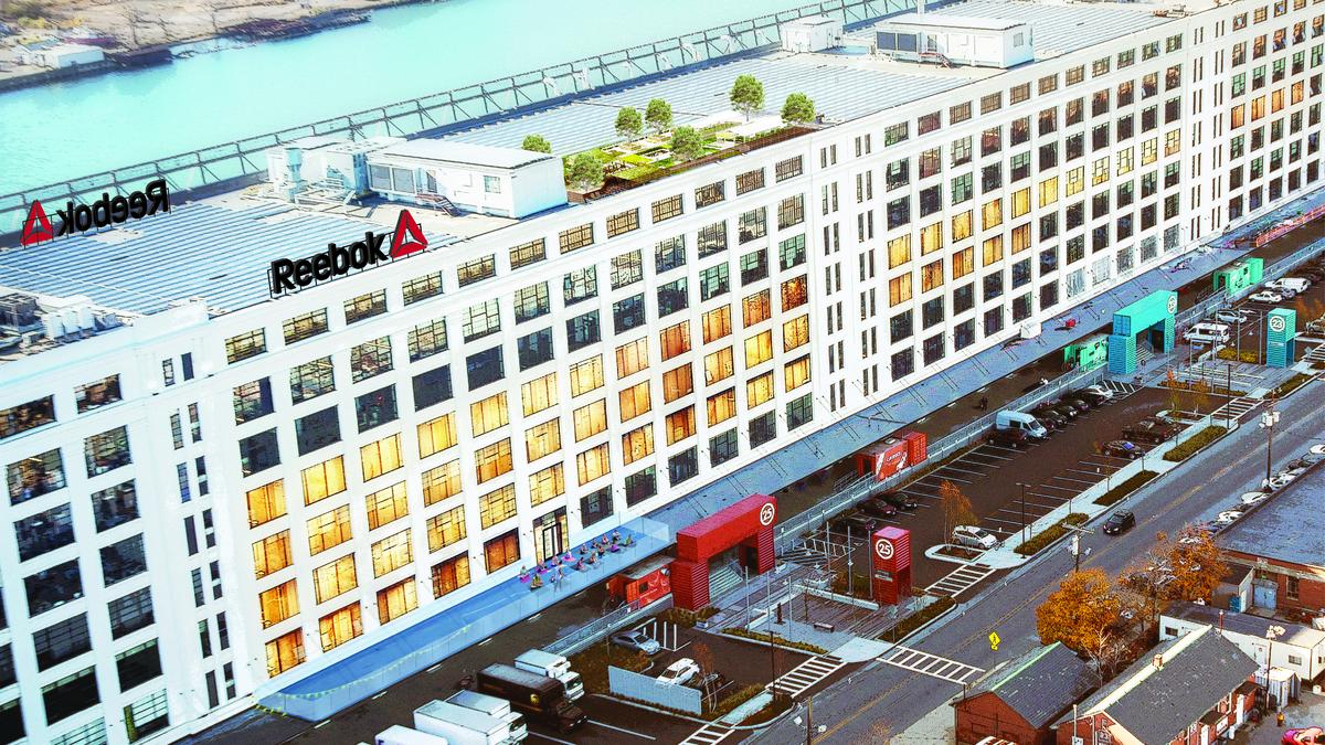 Here S What The Inside Of Reebok New Boston Hq Will Look Like Business Journal