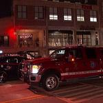 Two men critical after fall at Westside Provisions District