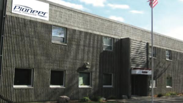 Pioneer Metal Finishing Opening New Building In Hope