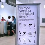 Tampa International leads Florida airports for firearms in carry-on bags this year