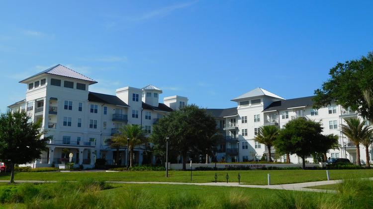 The Baldwin Harbor Luxury Apartments Opened In Baldwin