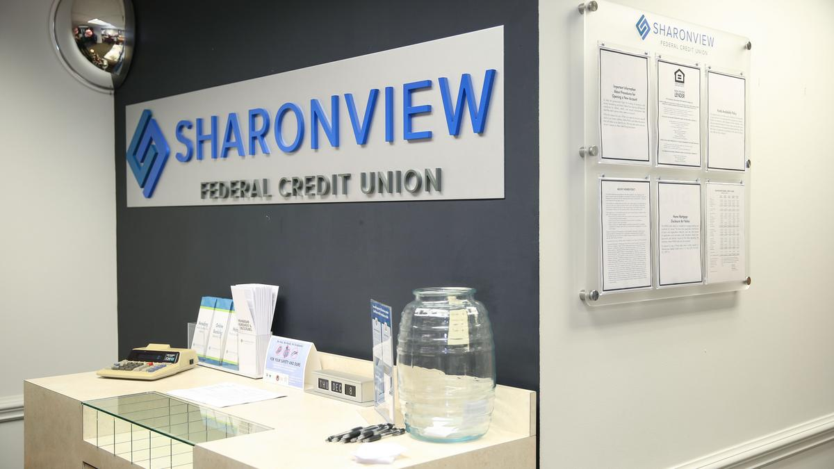 Sharonview Credit Union >> Sharonview Federal Credit Union reveals its new logo ...