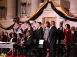 City Council president, new members, discuss plans on inauguration day