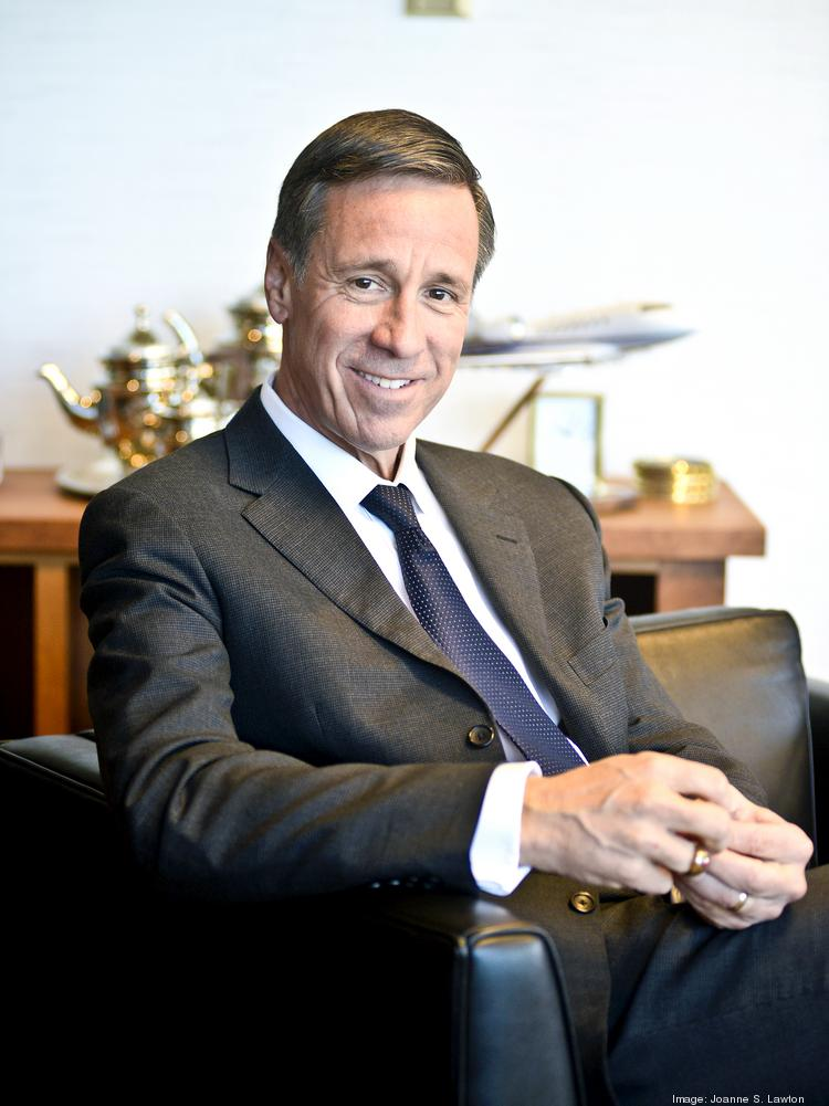 ceo marriott trump arne sorenson international hotels luxury boston taj bringing talks business pinnacle success he