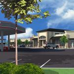 Retail, gas station and restaurant planned for 'The Wedge' in Chesterfield near outlet mall