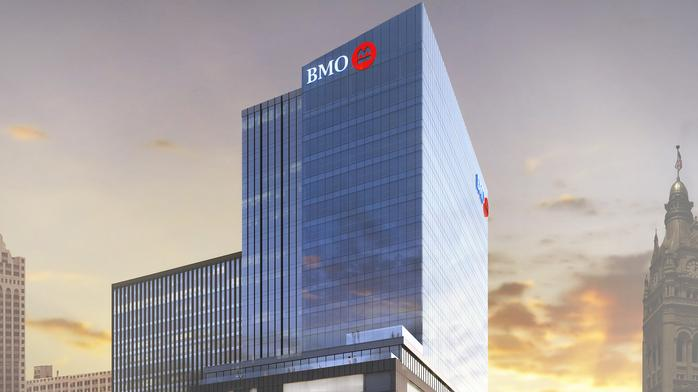 BMO Harris office tower starts city review