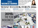 On the Cover: Triad Business Journal's best front pages of 2016