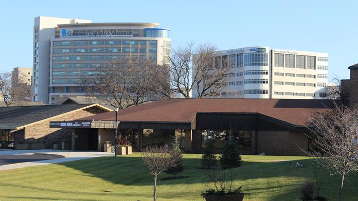Where can the landlocked Milwaukee Regional Medical Center grow?