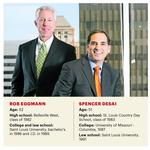 Why Desai and <strong>Eggmann</strong> closed the firm they founded