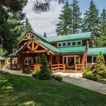 Patti Payne's Cool Pads: Luxury riverfront lodge in Leavenworth listed for $1.45 million