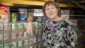 Borowiak announces departure from Food Bank