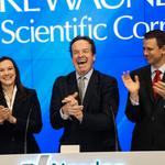 Kewaunee Scientific, Paragon Commercial each ring NASDAQ bell this week