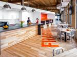 Cool Offices: JE Dunn Construction's new space in the historic Tractorworks building