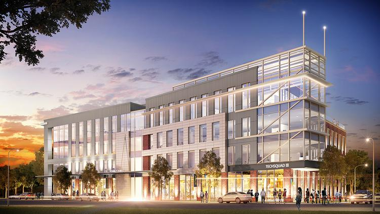 Merveilleux An 83,000 Square Foot Office Project By Charlotte Based Vision Ventures Is  Coming
