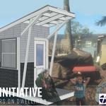 Panel will take up the tiny house role in addressing homelessness (Renderings)