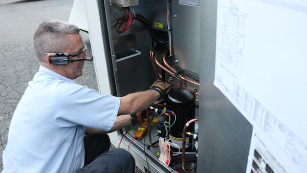 Greensboro Hvac Company Brady Outfits Technicians With
