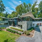 Living among the trees: Inside the Bethesda home that sold for $6.5M