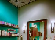 An example of a salon suite at My Salon Suites.