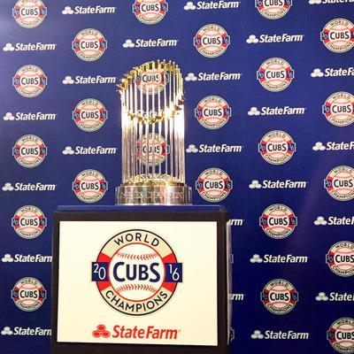 Cubs Trophy Tour Mesa
