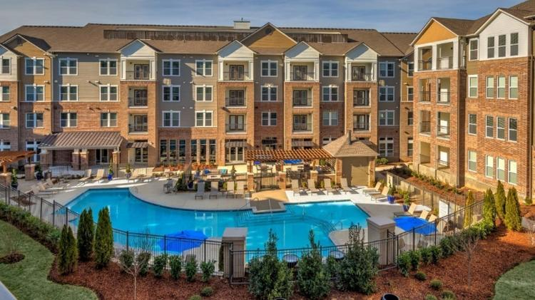 Seattle buyer snags luxury apartments for 58M Nashville Business Journal