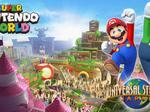 Super Nintendo World trademark details more Universal theme park plans