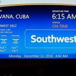 Southwest CEO casts a wary eye on new Cuba flights