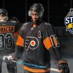 Flyers reveal Stadium Series jersey