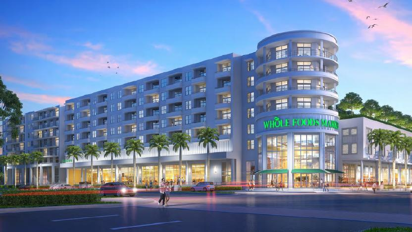 Hudson Capital And Ram Realty Services Plan Whole Foods Anchored Mixed Use Project In Fort